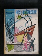 Arts+Architecture V2#2: 50's Design MidCentury Modern 1983 Special Edition Color