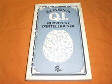eynseck q.i. nuovi test d'intelligenza 1977