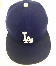 Los Angeles Dodgers NEW ERA 59/50 On Field  MLB Baseball Hat Cap 7 USA