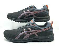 Asics Men's Torrance Trail Graphite Grey/Metropolis Extra Wide 4E Shoes Sz 10.5