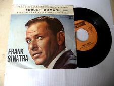 """FRANK SINATRA"""" FORGET DOMANI-disco 45 giri REPRISE It 1966"""" PERFETTO-OST"""
