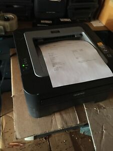 Brother HL-2240 Standard Laser Printer with toner, USB cable and power cord