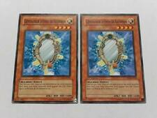 2 Cartes Yu Gi Oh Générateur D'Onde De Guérison DP08-FR008