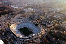 Aerial View of Notre Dame Stadium University, Indiana, Fighting Irish - Postcard