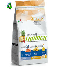 OFFERTA Fitness Trainer Medium Maxi Salmon Mais Olio 12,5  per cani adulti Fish