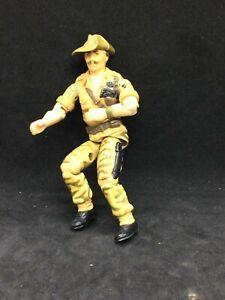 1984 Hasbro GI Joe Action Figure RECONDO Jungle Trooper V1 Series 3