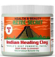 Aztec Secret Indian Healing ClayFacial Kit 1lbDeep Pore Cleansing Facial& Body
