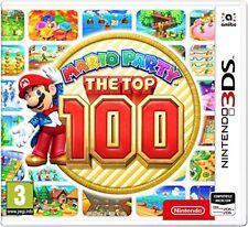 Nintendo 3ds Mario Party Top 100
