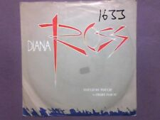 "Diana Ross - Touch By Touch (7"" single) picture sleeve CL 337"