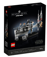 LEGO Star Wars 75294 BESPIN DUEL 2020 Celebration Target Exclusive IN HAND 40th