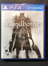 Bloodborne [ First Print Blue Case ] (PS4) NEW