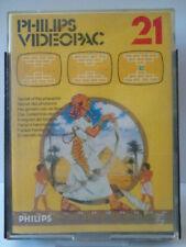 Philips Videopac Spiel - 21: Das Geheimnis der Pharaonen (mit OVP) 10823231