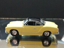 VOLKSWAGEN VW 1960s KARMANN GHIA LIMITED EDITION ADULT COLLECTIBLE 1/64