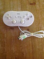 Nintendo Wii Classic Controller Gamepad Official