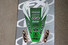 FX REAR  FENDER  GRAPHIC KAWASAKI KX125 KX250 KX 2003-2008
