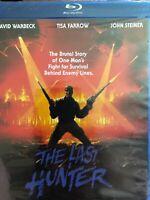 The Last Hunter [New Blu-ray] Free Shipping