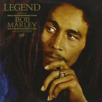 BOB MARLEY AND THE WAILERS LEGEND CD (BEST OF / GREATEST HITS)
