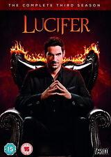 Lucifer - Series 3 [DVD] [2018] [New DVD]