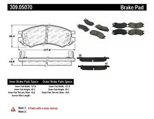 Disc Brake Pad Set-Sport Brake Pads Front Stoptech 309.05070