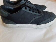 Clae men's Whitman shoes sneakers black size 8