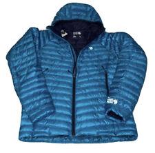 Mountain Hardwear Phantom Down Hoody Jacket Mens MD Diamond Fuse NWT Traverse