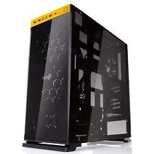 Inwin 805 Oro Nero Midi Tower Case Da Gioco - USB 3.0