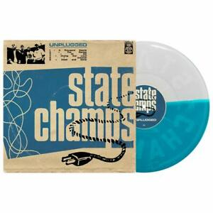 State Champs - Unplugged (Coloured+Screen Printed) LP NEU OVP