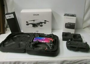 DJI Spark and DJI  Spark Part4 Remote Controller w/ Accessories