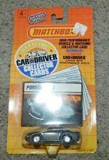 Matchbox PORSCHE 959 BONUS 4 Car and Driver Cards NEW IN PACKAGE Die Cast CAr