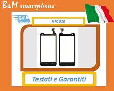 RICAMBIO VETRO TOUCH SCREEN per HTC Desire 310 310W DIGITIZER VETRO