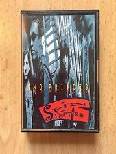 SPIN DOCTORS TWO PRINCES UK CASSETTE SINGLE EPIC 6591454 1992 OFF MY LINE LIVE