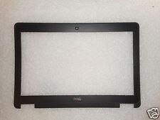 """DELL LATITUDE E7250 12.5"""" LCD FRONT BEZEL CAM PORT NIB02 AP14A000500 V5Y98"""