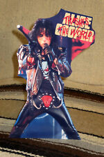 "Alice Cooper Rock & Roll Band Tabletop Standee 10 1/2"" Tall"