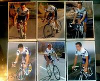LOT CYCLISME cartes cyclistes TOUR DE FRANCE 2000 - FDJ Française Des Jeux