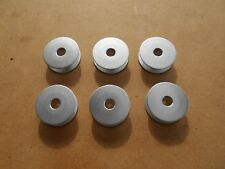 6X BOBBINS TO SUIT INDUSTRIAL BROTHER BUTTON HOLE MODEL B814-2K P/N 502526