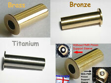7HT Brass, Bronze or Titanium Tuned Pinion Support Sleeve FITS Daiwa 7HT Reels