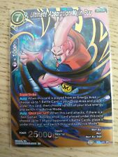 Dragon Ball Super TCG - Ultimate Absorption Majin Buu - BT6-041 SR
