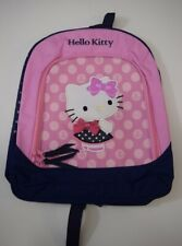 Sanrio Hello Kitty Backpack - Pink and Blue Color