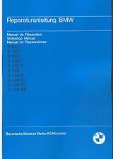 BMW Reparaturanleitung Werkstatthandbuch R 100, 80, 60 / R100 , R80 , R60 /7 neu