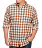 The Foundry Big & Tall Supply Co. Mens Long Sleeve Flannel Shirt 2XL