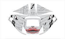 3M Speedglas 9100 V X Xx Auto Sw Jig Schweiß Helm Abziehbild Shark Mund