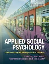 Applied Social Psychology: Understanding and Managing Social Problems by