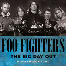 Foo Fighters : The Big Day Out: Sydney Broadcast 2000 CD (2019) ***NEW***