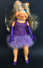 """Tonner MIss Piggy Basics  Muppets Tonner 10"""" Vinyl jointed Doll toy Collectible"""