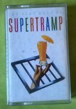SUPERTRAMP - The Very Best - cassette audio / tape