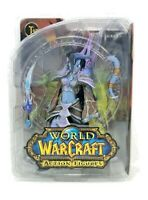World Of Warcraft Dranei Mage Tamuura Action Figure Series 3 By DC Comics Sealed