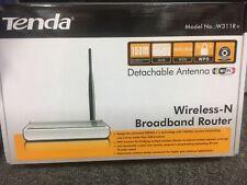 Tenda Wireless-N Broadband Router  W311R+  New