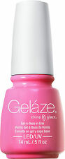 Gelaze by China Glaze Gel Color Polish Dance Baby - 14 mL / 0.5 fl oz - 82223