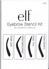 NEW ELF ~ Eyebrow Stencil Kit Brow Shape Applicator #1722 ~ E.L.F.
