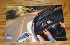 Original 2001 Mazda Car & Truck Full Line Sales Brochure 01 Miata Protege 626